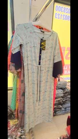 Branded kurtis dresses jeans etc