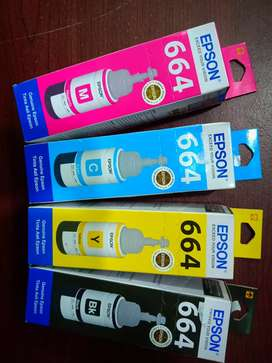 Tinta Epson 664 dan 003