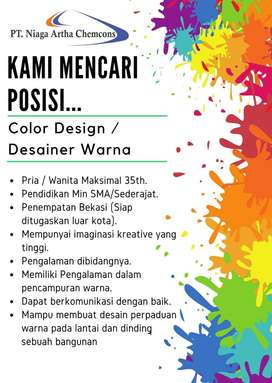 Color Design / desainer warna