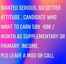 Work From Home Job with Your Life Cover (upto 5L)