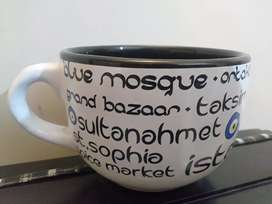 Cup from istanbul