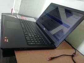 Dell inspiron 5555 8GB RAM 1tB external HDD