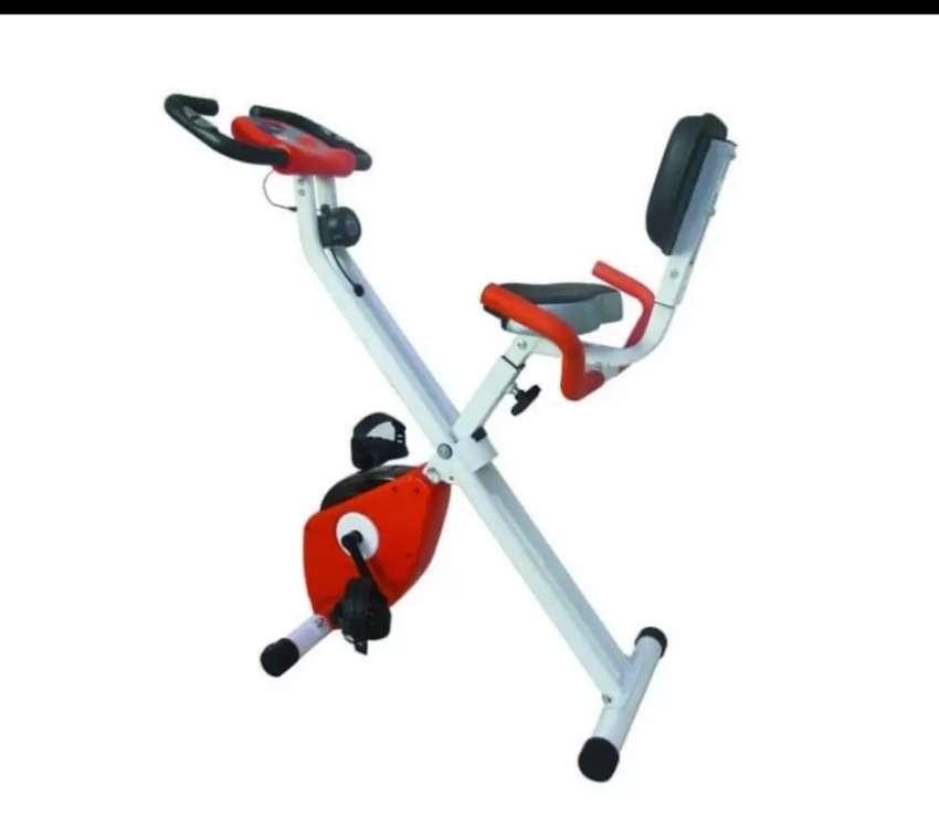Sepeda statis murah 0