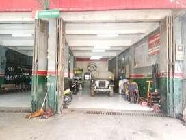 Dijual Cepat bengkel strategis di Kalimalang Bekasi