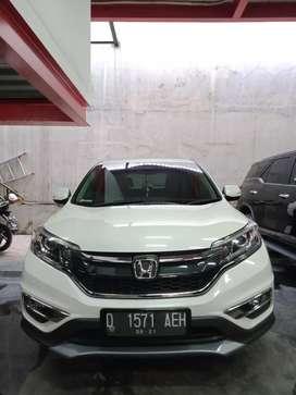 Honda CRV 2.4 Prestige 2016 Putih