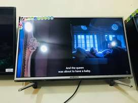 bumper offer 60 inches Android led Samsung 1 year warantyy