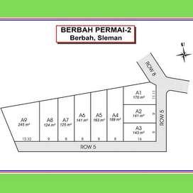 Kavling Tanah Dekat Bandara Adisucipto Include Fasum SHM Pasti