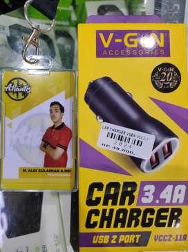 CAR CHARGER V-GEN VCC2