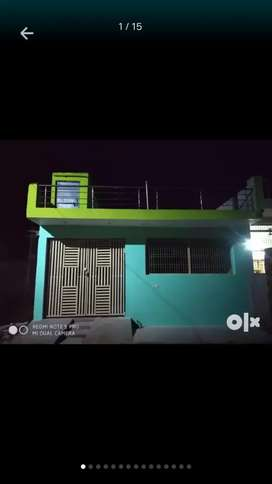 2BHK simplex Independent house at Dwarika city,Maharajpura ,Gwalior,MP