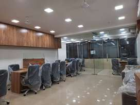 Furnished office available for rent in G Square Business park vashi