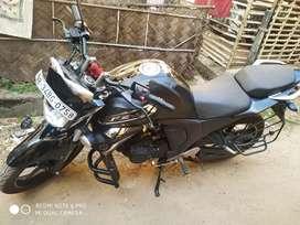 New Yamaha Fzs, version 2.0,Just 7700 Ride so far, one hand bike.