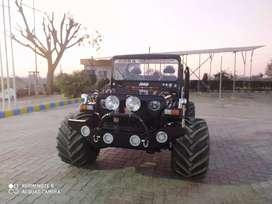 Gora Jeep modified