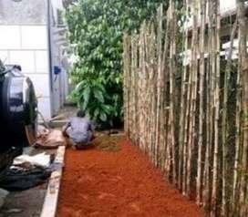 Bambu hias jepang jogja