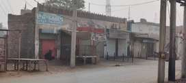 6 commercial shops and 17 Marla corner plot on bhairy colony for sell