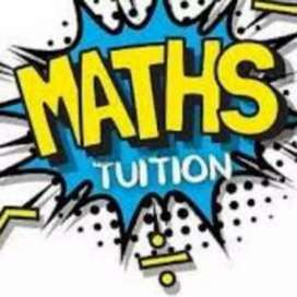 Math Tution for  VII to X or competitive exams