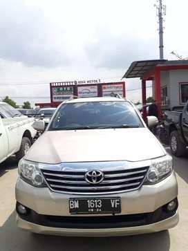Fortuner 2012 G luxury bensin matic