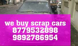 Non working scrap old junk cars buyer