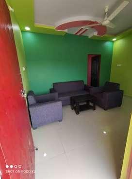 Fresh flats in residential area in jafar nagar
