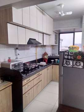 Beautiful 2 Bhk full furnished Flat near,Bapa Sitaram Maduli, Raiya Rd