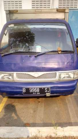 Suzuki Carry Box (2004)