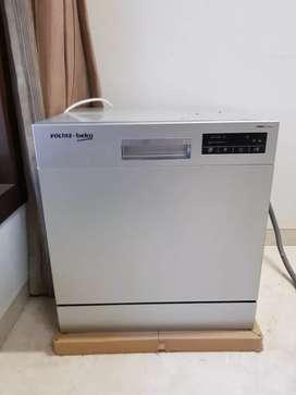 Voltas Beko Dishwasher (Tata Product) 8 Plates
