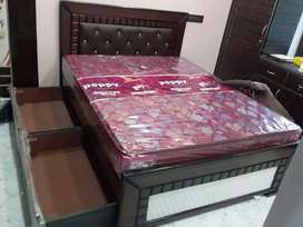 Brand New Fancy Storage Cot For Sale