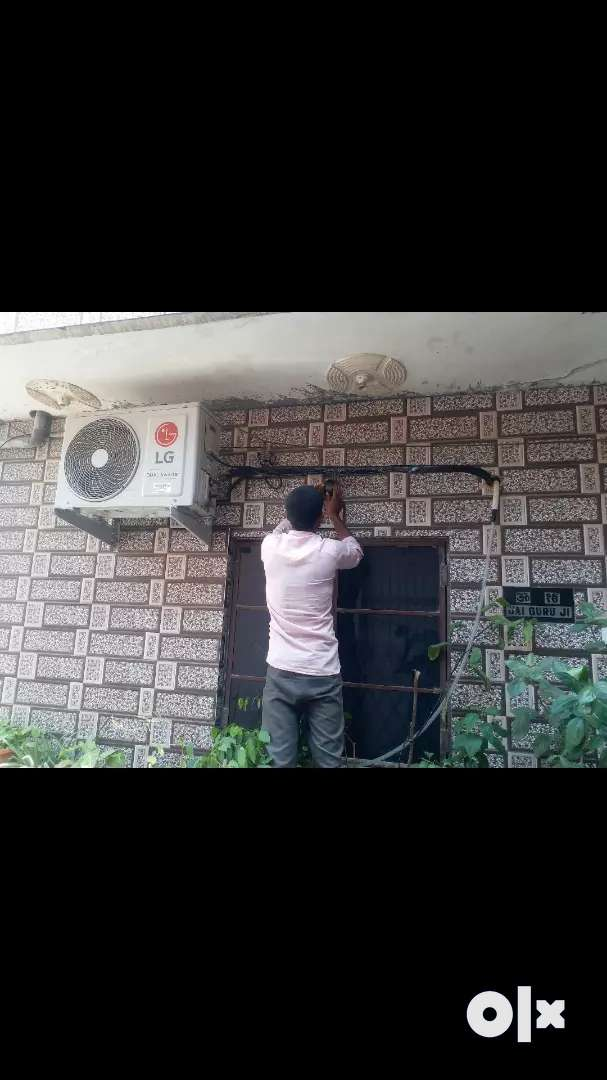 Ac on Rent and Ac service and Repair 0