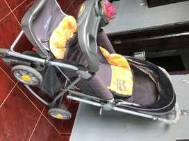 Stroller Bayi Shoxer T4
