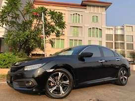 Honda Civic 1.5 Turbo ES Prestige Sedan 2017 Nik16 Black Km29rb Record