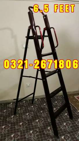 IRON LADDER  6.5 FEET  A TYPE