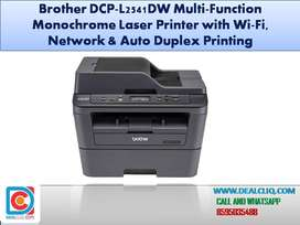 Brother DCP-L2541DW Multi-Function Monochrome Laser Priinter  Wi-Fi