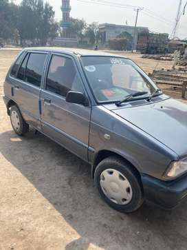 SUZUKI MEHRAN VXR FOR URGENT SALE IN PUNJAB PAKISTAN