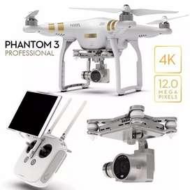 Drone Phanthom 3 Pro 4k