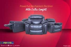 2225b Dual Motor Imported Recliner(High Life)
