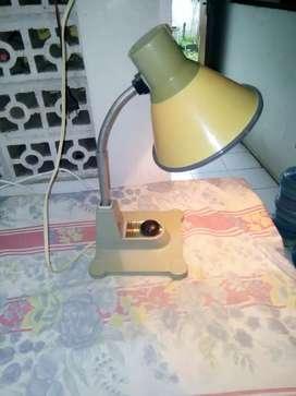 lampu meja maspion jadul