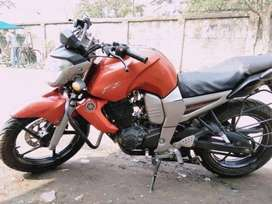 Barely used Yamaha FZ 16 in brand new condition