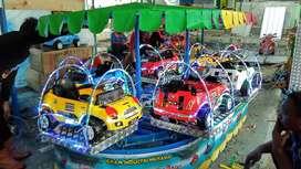 kereta mainan anak mobil kecil full lampu led cakep