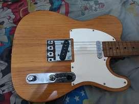 Gitar telecaster merk J&D