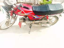 CD70 NEW CONDITION 2010 MODEL