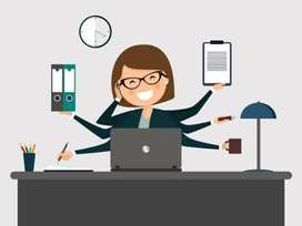 A female assistant required urgently
