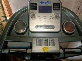 Aerofit Treadmill 2HP in new condition very less used