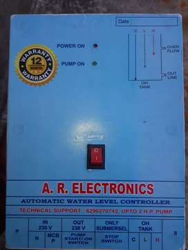 New automatice water level controller 12 month warranty