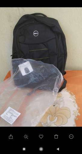 Laptop Bag of Dell Fresh Unused for 15.6 to 18 inch