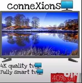 BUMPER SALE: 32inch Smart Android Led TV With Warranty