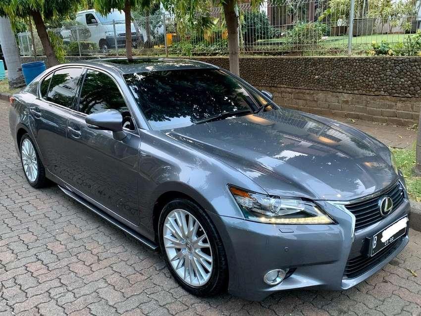Dijual 2012 Lexus GS 350 CBU Jepang 0