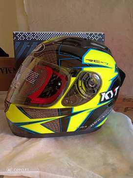Helm KYT Full Face R10 RC7