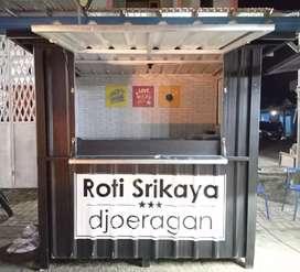 Kios box serbaguna