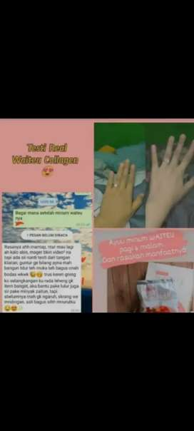 Collagen Pencerah Kulit