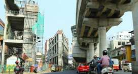 MG road 13 cents of land near Central mall
