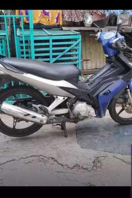 Dijual Yamaha MX tahun 2008 (non kopling)